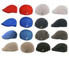 0d5b93d48459ba 100% Authentic Mens KANGOL Tropic 507 Ivy Cap Hat 6915BC S M L XL XXL Kangol  Caps