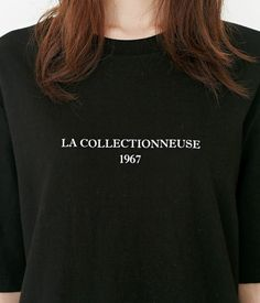 someday if || la collectionneuse minimal t-shirt