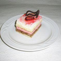 Strawberry Cake Dessert | MyRecipes.com