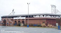 Macon Ga Baseball | ... Macon Baseball Park, Luther Williams Field, Macon Georgia, Bibb County