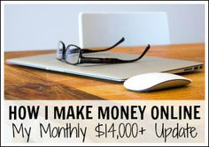 $14,136 in October Income – My Monthly Online Income Report – Making Sense Of Cents