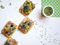 tartare de thon aux agrumes3 - Safran Gourmand