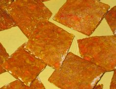 Winter Yum Yums - Homemade Dog Treats | made of carrots and pumpkin. Turmeric for arthritic dogs too!