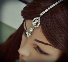 Wedding Tikka Headpiece