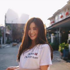 Mild Jiravechsoontornkul Cute Korean, Korean Girl, Asian Boys, Asian Girl, Korean Fashion Trends, Thai Model, Girl Inspiration, Ulzzang Girl, Girl Crushes