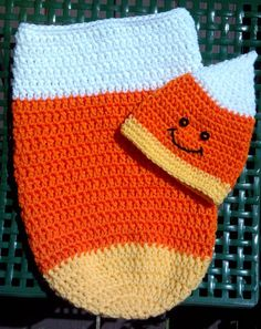 Candy corn Hat and Swaddler Cocoon Photo prop by ExpertCraftss, $28.00