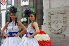 Festa da flor 2012 - Madeira Flower Festival 2012 #Portugal