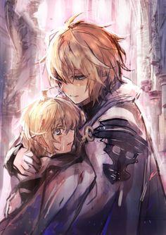 Seraph of the End/ Owari no Seraph #Anime #Manga
