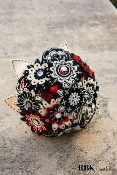 Felt bouquet!