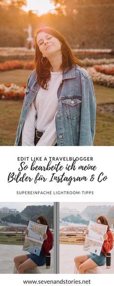 n diesem Beitrag zeige ich euch, wie ich als Travelbloggerin meine Bilder bearbeite, damit sie diesen warmen Unterton bekommen. Einfach Lightroom-Tipps. So bearbeite ich meine Bilder für Instagra, Blog & Co. Bildbearbeitung, Lightroom-Tipps, Reiseblogger, Reisetipps, Bilder bearbeiten #bildbearbeitung #reiseblogger #lightroom #lightroomtipps #fotobearbeitung Lightroom, Tips, German, Hacks, Group, Board, Travel, Fashion, Pictures