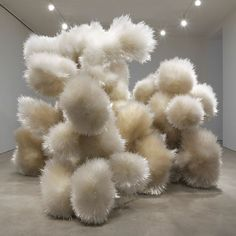 Tara Donovan Shows Two Massive Installations In New York