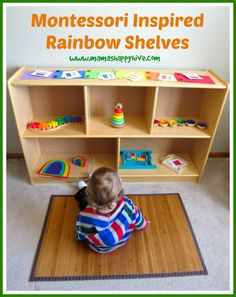 How to do Montessori at home for babies and toddlers | BabyCentre Blog