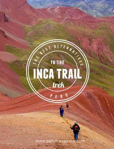 Travel Peru l Best Alternatives to the Inca Trail l ©perutravelnow