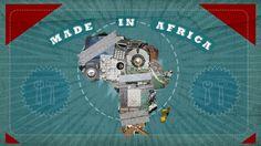 [INFOGRAPHIE] Petit florilège d'innovations africaines