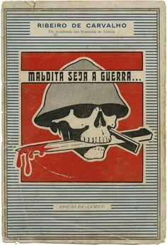 Maldita seja a guerra, Ribeiro de Carvalho, Editora Lumen, 1925