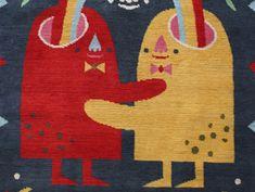 Node fair trade rugs