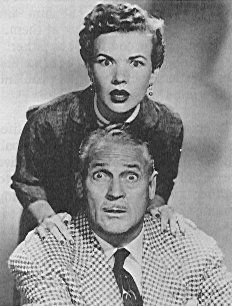 My Little Margie is an American situation comedy starring Gale Storm and Charles Farrell (as Vern and Margie Albright) that alternated between CBS and NBC from 1952 to 1955.