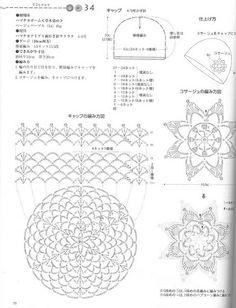 ONDORI No.2524 crochet jap - sandra - Álbumes web de Picasa
