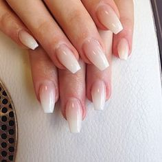 Image result for ombre french nails
