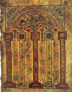 E Book Of Kells ... Gold on Pinterest | Illuminated Manuscript, Book Of Kells and Initials