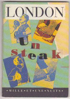 Détails sur Un steak Jack LONDON Mille et Une Nuits N°12 [HU11003234] - €3.00 :