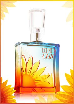 Fine fragrance has never been so carefree! #CountryChic