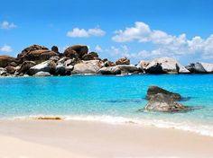 The Baths. Incredible Beaches from @Daniel Olson. Xo, Kasia #beaches  http://www.kasiasworldofrealestate.com/