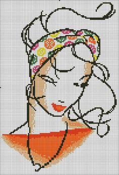 Hoje trago motivos de Africanas em ponto cruz para quem quer bordar tema sobre a África ou seus moradores. São lindas mulheres africanas para bordado em ponto cruz. São diversos gráficos de ponto cruz de africanas para bordar em almofadas ou em quadros...