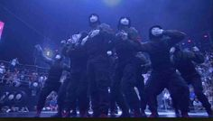 Be part of a dance battle in my country and another country
