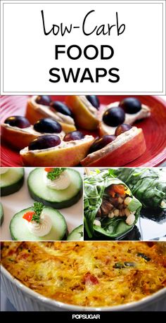 Swap Produce For Carbs and Save Calories