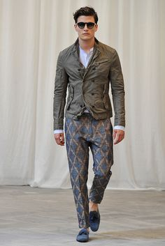 #messagerie ss 15 men collection jacket & trousers