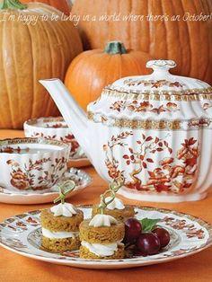 Nancy's Daily Dish: Hellooooooo October!