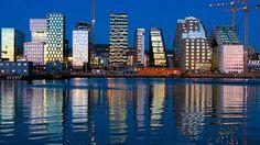 Oslo, bar code <3