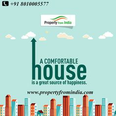 Search for Comfortable #properties in Delhi NCR. #Properties_In_Delhi_NCR, #Real_Estate_In_Delhi_NCR.   www.propertyfromindia.com
