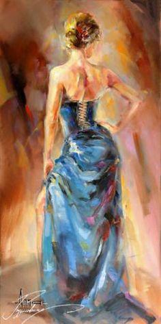 Anna Razumovskaya - Anticipation II
