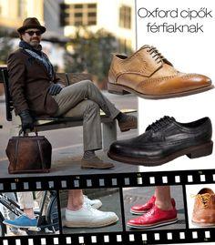 Kötelező elem: oxford cipő / Shopping.hu Magazin - Shopping