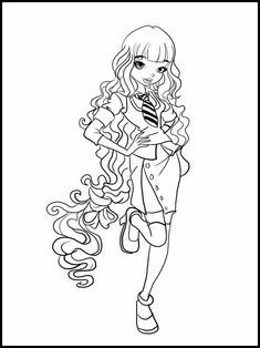 Free Coloring, Coloring Books, Coloring Pages, Regal Academy, Disney Characters, Fictional Characters, Aurora Sleeping Beauty, Poetry Quotes, Disney Princess