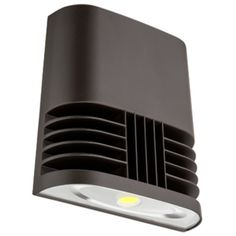 Lithonia Lighting 1 Light Low Profile Outdoor LED Wall Pack Light