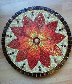 Hand crafted glass and ceramic mosaics, muni's mosaics, mosaic art, peterborough Mosaic Stepping Stones, Stone Mosaic, Mosaic Glass, Stained Glass, Mosaic Garden Art, Mosaic Art, Mosaic Tiles, Mosaic Crafts, Mosaic Projects