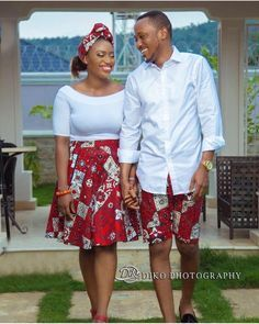 The most classic collection of beautiful traditional and ankara styles and designs for couples. These ankara styles collections are meant for beautiful African ankara couples Couples African Outfits, African Attire, African Wear, African Women, African Dress, African Style, Ghana Fashion, African Print Fashion, Africa Fashion