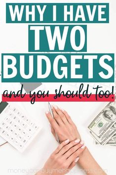 How do you prepare to financial changes? By creating a second budget. I have two budgets. One I use for everyday life when things are good, and one budget for when money is tight. It's a solid budgeting strategy, you should try it. Budget Help, Making A Budget, Planning Budget, Budget Planner, Financial Planning, Financial Budget, Living On A Budget, Family Budget, Budgeting Finances