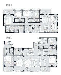 The McKenzie, Luxury Apartments Dallas, High Rise Apartment Homes for Lease in Knox Henderson Modular Floor Plans, Condo Floor Plans, Bathroom Floor Plans, Apartment Floor Plans, Small Modern House Plans, Modern Floor Plans, High Rise Apartments, Luxury Apartments, Manufactured Homes Floor Plans