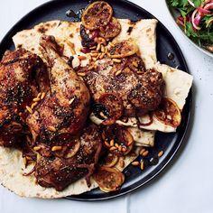 Zatar Recipes, Sauce Recipes, Chicken Recipes, Cooking Recipes, Tofu Recipes, Cooking Ideas, Roast Chicken Ottolenghi, Hanukkah Food, Recipes
