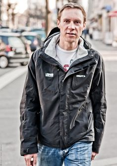 Jens Voigt cool and casual