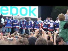Ukáž mi lááskuu. :) Slovak ice-hockey representation Ice Hockey, Watch, Youtube, Clock, Bracelet Watch, Clocks, Youtubers, Hockey Puck, Youtube Movies