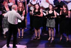 """PLYMOUTH — Pilgrim Festival Singers will present their South Shore summer concert series, """"All That Jazz,"""" featuring a program of"""