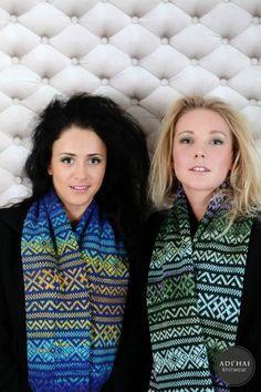 Šalles - scarves
