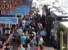 Transporte público até o novo Shopping já está funcionando | TV Record Rio Preto