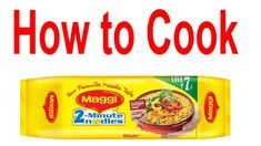 how to cook maggi noodles Maggi Masala, Indian Food Recipes, Youtubers, Noodles, Cereal, Cooking, Breakfast, Macaroni, Kitchen
