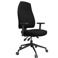 Align Office Chair - Fabric | NEXT DAY DELIVERY | With a whole host of adjustments for reliable comfort and support, as well as a high back. £152.00 + VAT
